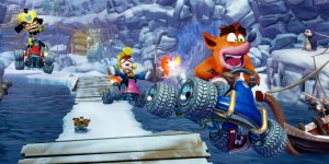 Crash Team Racing Nitro-Fueled, la modalità Avventura in un video di gameplay