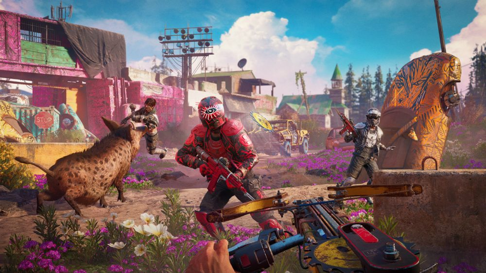 Far Cry New Dawn banner scheda