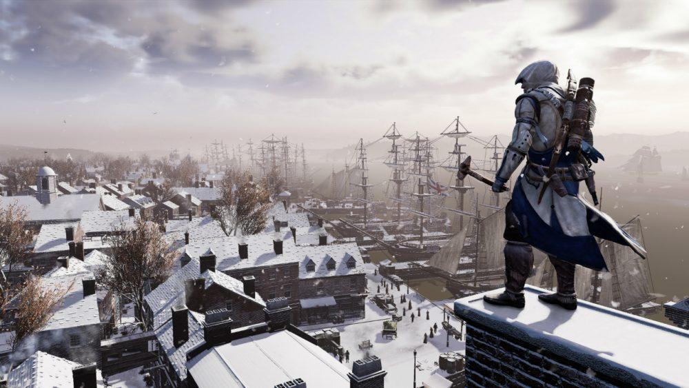 Assassin's Creed III Remastered banner scheda