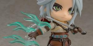 The Witcher 3: Wild Hunt Ciri Nendoroid