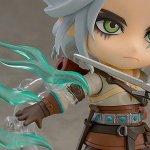 The Witcher 3: Wild Hunt, aperte le prenotazioni per la Nendoroid di Ciri