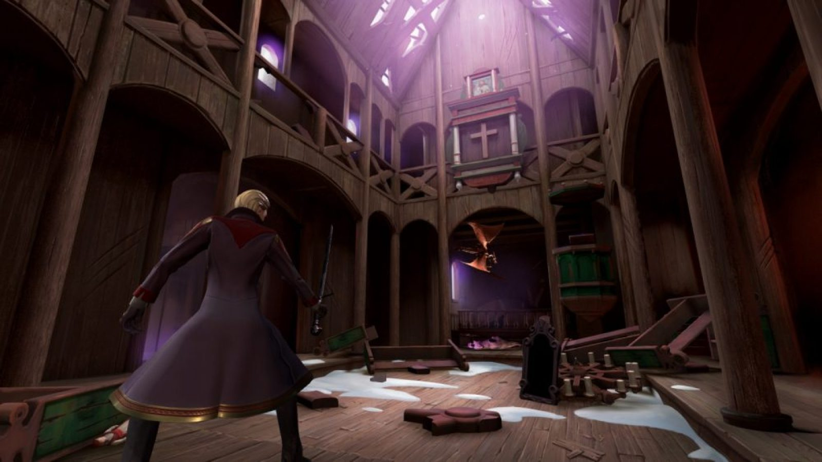 Dance of Death: Du Lac & Fey screenshot