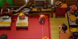 The Legend of Zelda: Link's Awakening in tre spot