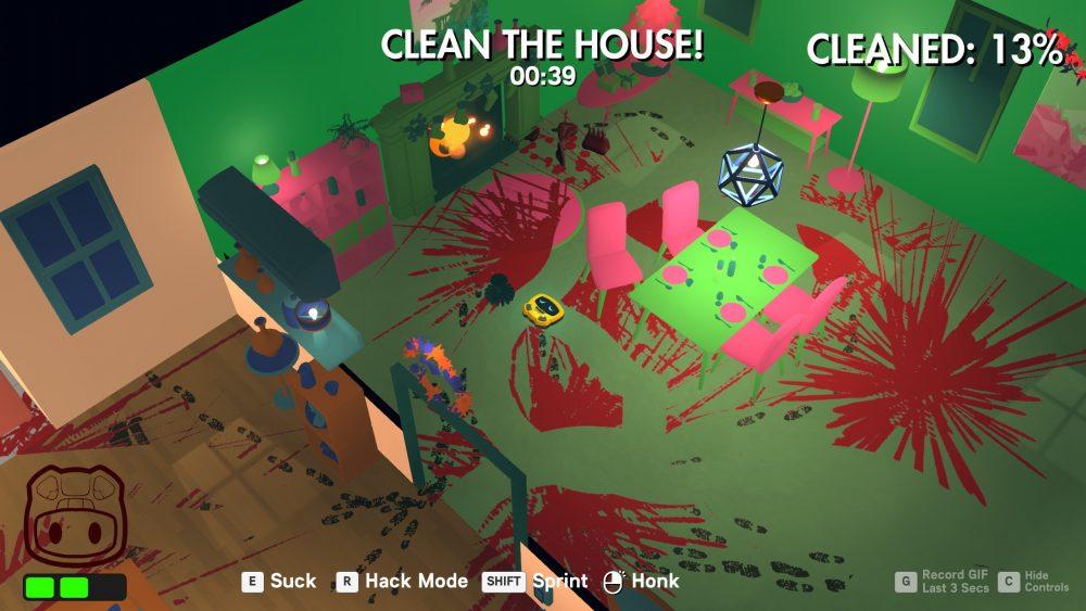 Roombo: First Blood screenshot