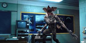 Stranger Things: i protagonisti contro il Demogorgone alle Halloween Horror Nights