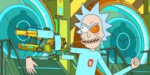Rick and Morty: un assurdo promo della quarta stagione!