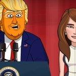 Our Cartoon President: il trailer svela la data della première della seconda parte della prima stagione
