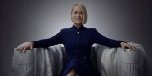 House of Cards: Claire assume il potere nel nuovo teaser dell'ultima stagione