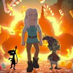 Comic-Con 2018: Disincanto, il full trailer della serie di Matt Groening!