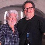 The Mandalorian: George Lucas sul set della serie live action di Star Wars