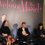 La Fantastica Signora Maisel 2: Amy Sherman-Palladino, Daniel Palladino e il cast a Milano: il resoconto completo!