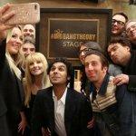 The Big Bang Theory: il teatro di posa set delle riprese viene intitolato alla serie