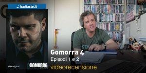 Gomorra 4 – Episodi 1 e 2, la videorecensione e il podcast