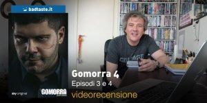 Gomorra 4 – Episodi 3 e 4, la videorecensione e il podcast