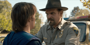 Stranger Things: David Harbour chiama in diretta tv i fratelli Duffer per chiedere il destino Hopper!
