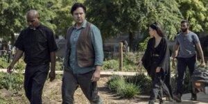 The Walking Dead 10: una nuova clip della première mostra il cast durante le prove