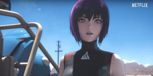 Ghost in Shell: SAC_2045, online il primo teaser