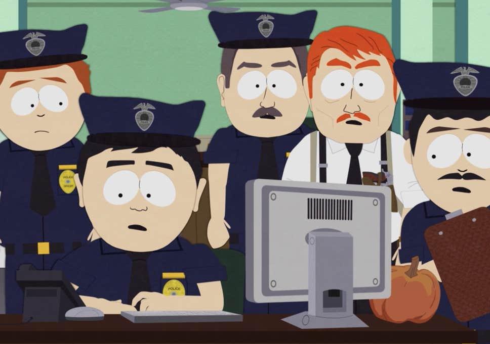 South Park Harvey Jinping