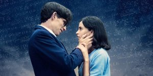 La Teoria del Tutto: Eddie Redmayne e Felicity Jones in una scena eliminata