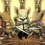 Mouse Guard: Idris Elba in trattative per entrare nel cast dell'adattamento dell'opera di David Petersen