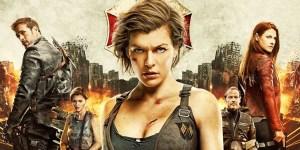 Resident Evil Milla Jovovich