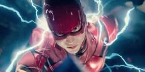 Flash Justice League Flashpoint