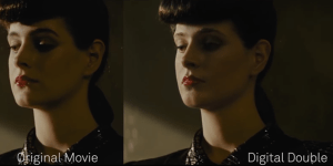 Blade Runner 2049: ecco come è stata ricreata la replicante Rachel di Sean Young