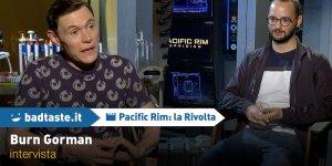 EXCL – Pacific Rim: la Rivolta, il nostro incontro con Burn Gorman