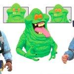 Ghostbusters: ecco le figure dedicate ai protagonisti della serie animata degli anni '80