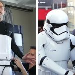 Comic-Con 2018: Mark Hamill si aggirava per la convention vestito da trooper!