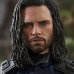 Avengers: Infinity War, ecco la figure della Hot Toys dedicata a Bucky Barnes