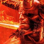 Hellboy è pronto all'apocalisse nel primo poster del film di Neil Marshall