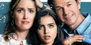 Instant Family: un nuovo spot italiano della commedia con Mark Wahlberg e Rose Byrne
