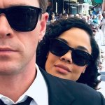 Men in Black: altre foto da Ischia, Chris Hemsworth ha concluso le riprese