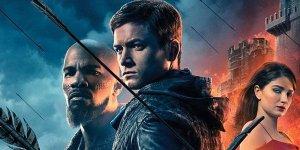 Robin Hood – L'Origine della Leggenda, Jamie Foxx e Taron Egerton in una nuova clip italiana