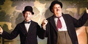 Stanlio e Ollio, Steve Coogan e John C. Reilly nel trailer italiano