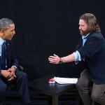 Between Two Ferns: il talk show con Zach Galifianakis diventerà un film grazie a Netflix