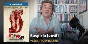 Suspiria (2018), la videorecensione e il podcast