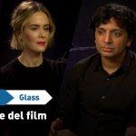 EXCL – Glass: supereroi e villain imperfetti, M. Night Shyamalan e il cast parlano delle tematiche del film