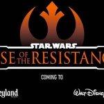 Star Wars: Rise of the Resistance, l'attrazione dei parchi Disney offrirà un'esperienza da ben 28 minuti?