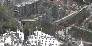 Hagrid's Magical Creatures Motorbike Adventure: un video svela le montagne russe del Wizarding World
