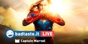 Captain Marvel – BadTaste LIVE!