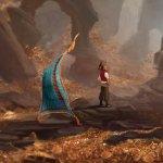 Aladdin: un salto nel backstage del film Disney grazie ad alcune pagine dell'artbook