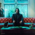"""John Wick 3 – Parabellum: i protagonisti in stile """"Ultima Cena"""" in un nuovo poster del film"""