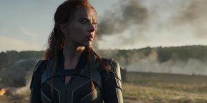 Black Widow Disney+ Scarlett Johansson Vedova Nera