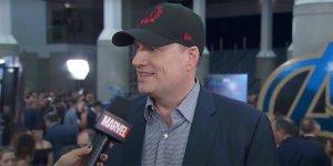 Kevin Feige Marvel star wars