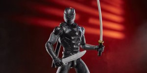 Snake Eyes G.I. Joe Origins