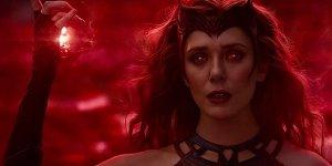 wanda scarlet witch doctor strange