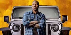 Fast & Furious Tyrese Gibson