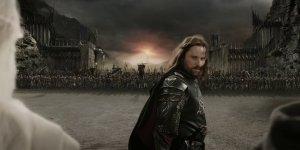 il signore degli anelli il ritorno del re per frodo aragorn